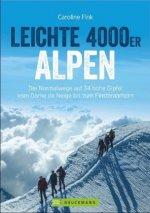 Leichte 4000er Alpen