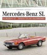 Mercedes Benz SL - Die Baureihe 107