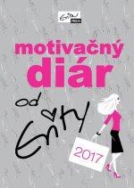 Motivačný diár od Evity 2017