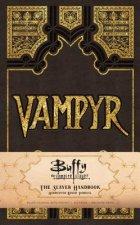 Buffy the Vampire Slayer Vampyr Hardcover Ruled Journal