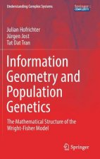 Information geometry and population genetics