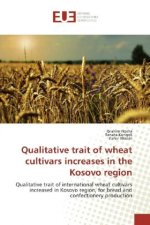 Qualitative trait of wheat cultivars increases in the Kosovo region