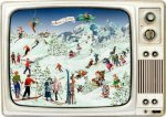 Advents-Retro-TV, Wand-Adventskalender