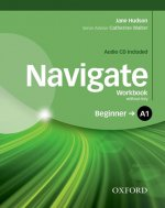 Navigate: A1 Beginner: Workbook with CD (without key)