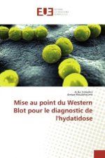 Mise au point du Western Blot pour le diagnostic de l'hydatidose