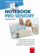 Notebook pro seniory Windows 10