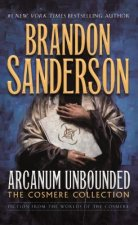 ARCANUM UNBOUNDED THE COSMERE