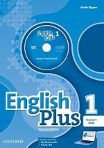 English Plus Second Edition 1 Teacher's Book with Teacher's Resource Disc