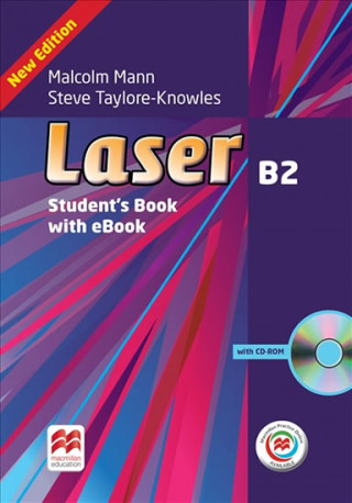 Laser 3rd edition B2 Student's Book + MPO + eBook Pack