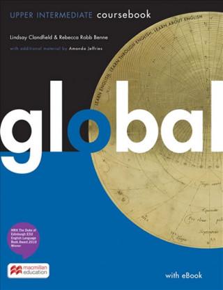 Global Upper Intermediate + eBook Student's Pack (Spain)