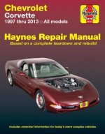 Chevrolet Corvette Automotive Repair Manual 2007-13