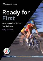 Ready for First 3rd Edition + key + eBook Student's Pack