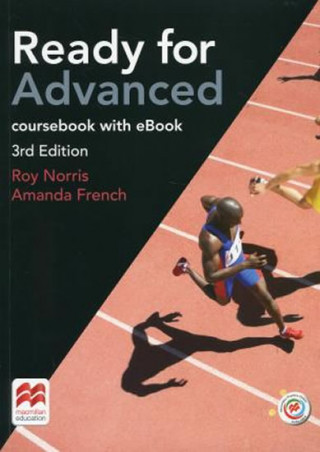 Ready for Advanced 3rd edition - key + eBook Student's Pack