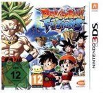Dragon Ball Fusions, 1 Nintendo 3DS-Spiel
