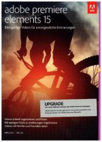 Adobe Premiere Elements 15, Upgrade, 1 Benutzer, DVD-ROM