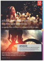 Adobe Photoshop Elements 15, Upgrade, 1 Benutzer, DVD-ROM