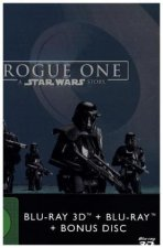 Rogue One - A Star Wars Story 3D, 2 Blu-ray (Steelbook)