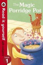 Magic Porridge Pot - Read it yourself with Ladybird