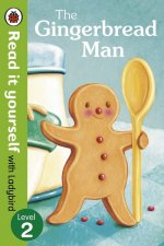 Gingerbread Man - Read It Yourself with Ladybird