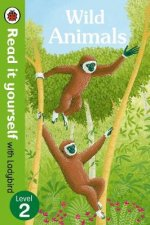 Wild Animals - Read it yourself with Ladybird: Level 2 (non-fiction)