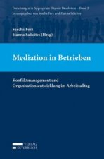 Mediation in Betrieben