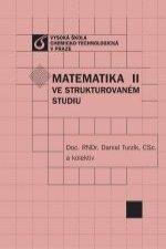 Matematika II ve strukturovaném studiu