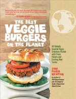 BEST VEGGIE BURGERS ON THE PLA