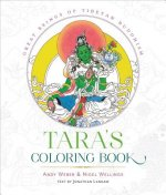 Tara's Coloring Book: Divine Images of Tibetan Buddhism