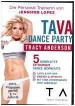 Tracy Anderson - TA VA Dance Party