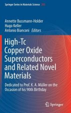 High-Tc Copper Oxide Superconductors and Related Novel Materials