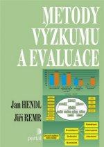 Metody výzkumu a evaluace Hendl, Jan; Remr, Jiří