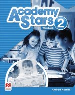 Academy Stars Level 2 Workbook