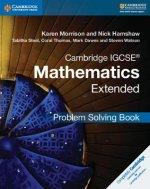 Cambridge IGCSE (R) Mathematics Extended Problem-solving Book