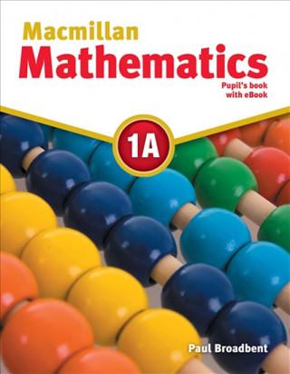 Macmillan Mathematics Level 1A Pupil's Book ebook Pack