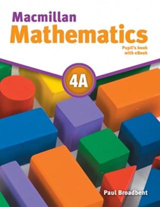 Macmillan Mathematics Level 4A Pupil's Book ebook Pack