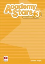 Academy Stars Level 3 Teacher's Book Pack
