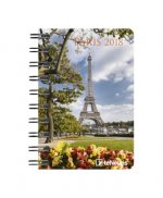 Paris 2018 Pocket Diary