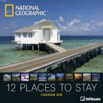 National Geographic 12 Places to stay 2018