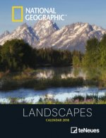 National Geographic Landscapes 2018 Diary