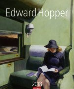 Edward Hopper - Kalender 2018
