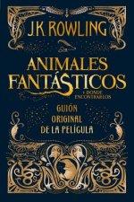 Animales fantásticos y dónde encontrarlos: El guión original