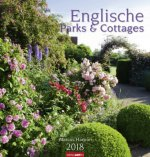 Englische Parks & Cottages - Kalender 2018