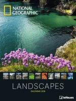 National Geographic Landscapes 2018