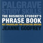 Business Student's Phrase Book