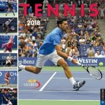 Tennis The U.S. Open 2018 Wall Calendar
