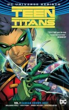Teen Titans Vol. 1 Damian Knows Best (Rebirth)
