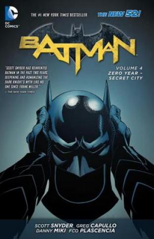 Batman by Scott Snyder & Greg Capullo Box Set 2