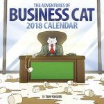 Business Cat 2018 Wall Calendar