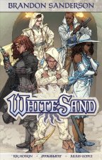 Brandon Sanderson's White Sand Volume 2 (Signed Limited Edition)
