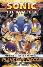 SONIC THE HEDGEHOG 6 PLANETARY